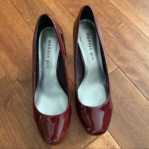 Madden Girl Patent Pumps